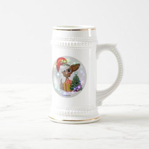 Perro ratonil tazas de café