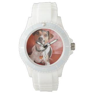 perro relojes de pulsera