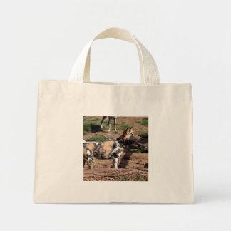 Perro salvaje africano bolsa