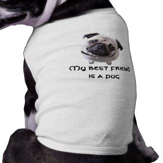 """perro Shirt """"doguillo """" Playera Sin Mangas Para Perro"""