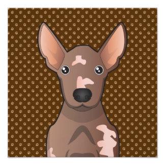 Perro sin pelo mexicano (Xoloitzcuintle) Cojinete