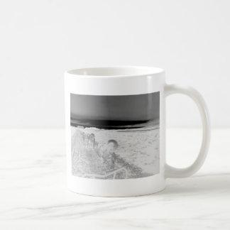 Perro Sledging Tazas De Café