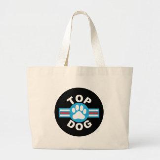 perro superior bolsas de mano