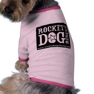 Perro T del logotipo de RDR Prenda Mascota