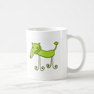 perro taza clásica