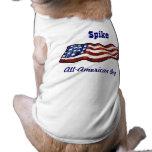 Perro Todo-Americano Ropa Macota