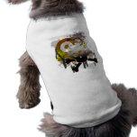 Perro urbano camisas de mascota