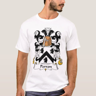 Perron Family Crest T-Shirt