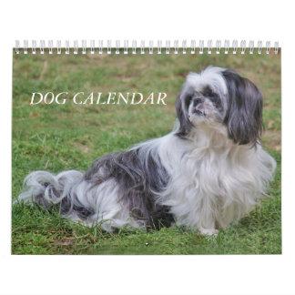 Perros Calendario