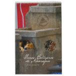 Perros Callejeros de Nicaragua Calendarios De Pared