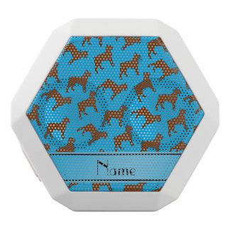 Perros conocidos del DES Flandres de Bouvier del Altavoces Bluetooth Blancos Boombot REX