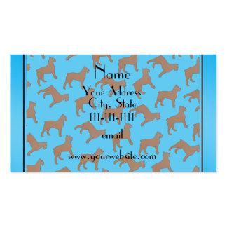 Perros conocidos del DES Flandres de Bouvier del Tarjetas De Visita