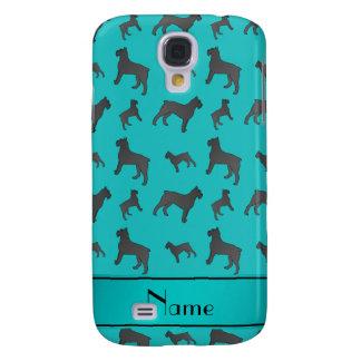 Perros conocidos personalizados del Schnauzer Funda Para Galaxy S4