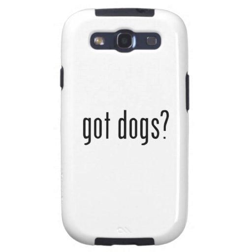 ¿perros conseguidos? galaxy SIII funda