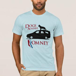 Perros contra Romney - .png Playera