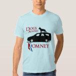 Perros contra Romney - .png Playeras