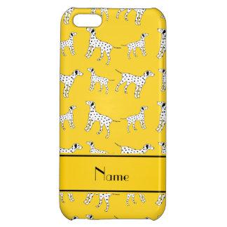 Perros dálmatas amarillos conocidos personalizados