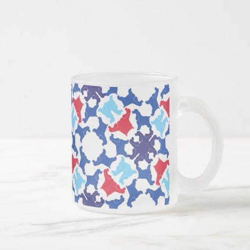 Perros de aguas de cocker ingleses taza de café
