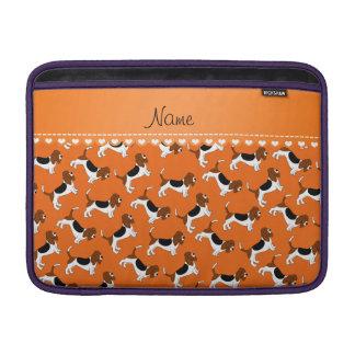 Perros de caza anaranjados conocidos fundas macbook air
