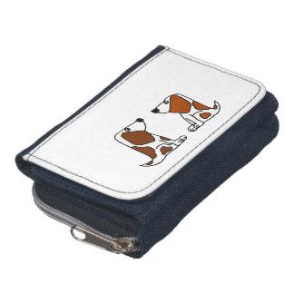 Perros de perrito divertidos de Basset Hound
