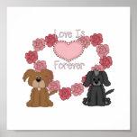 Perros del amor para siempre posters