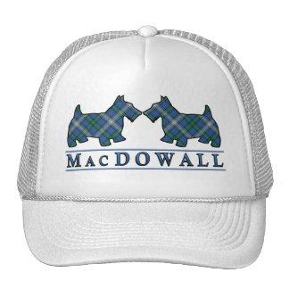 Perros del escocés del tartán de MacDowall del Gorro De Camionero