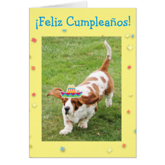 Perros del los de la estafa del divertida de tarjeta de felicitación