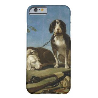 Perros en traílla barely there iPhone 6 case
