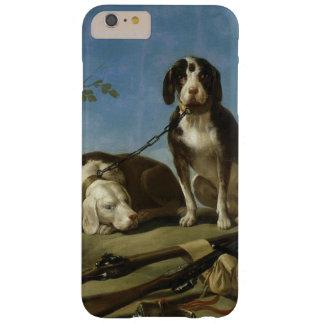 Perros en traílla barely there iPhone 6 plus case