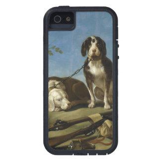 Perros en traílla case for iPhone SE/5/5s
