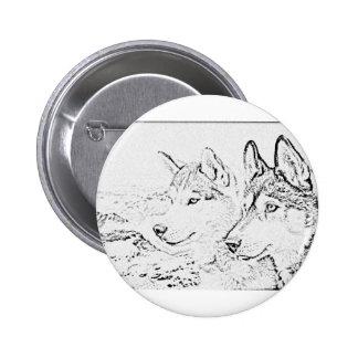 Perros fornidos pin