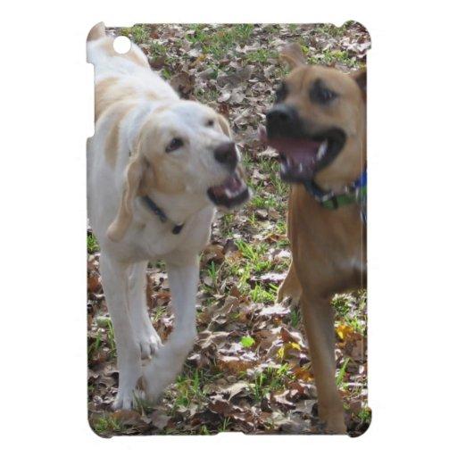 Perros iPad Mini Cárcasa