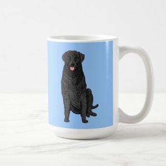 Perros, labrador retriever, taza