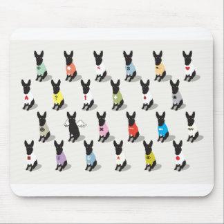 perros mousepads