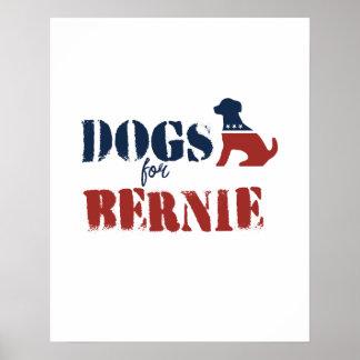 Perros para Bernie Póster