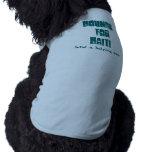 Perros para la camiseta del perro de Haití Camisetas Mascota