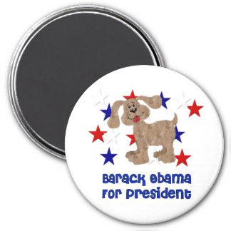 Perros para Obama Iman De Nevera