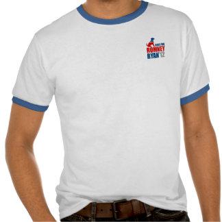 PERROS PARA ROMNEY RYAN.png Camisetas
