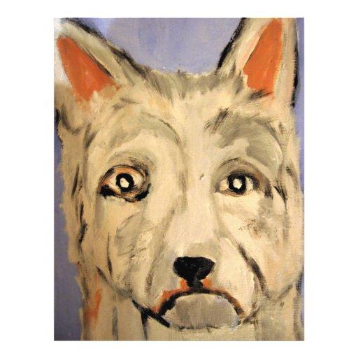 """perros por el ginsburg de eric folleto 8.5"""" x 11"""""""