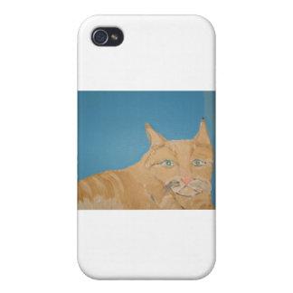 perros por el ginsburg de eric iPhone 4 protectores