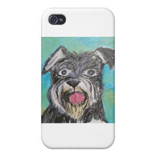 perros por el ginsburg de eric iPhone 4/4S funda