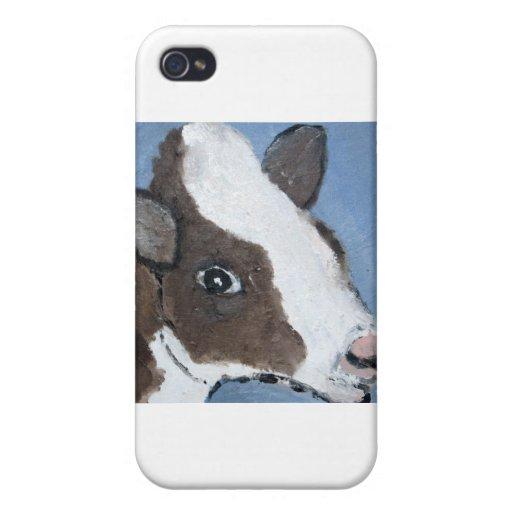 perros por el ginsburg de eric iPhone 4 cárcasa