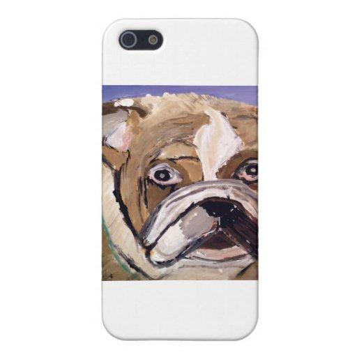 perros por el ginsburg de eric iPhone 5 cobertura