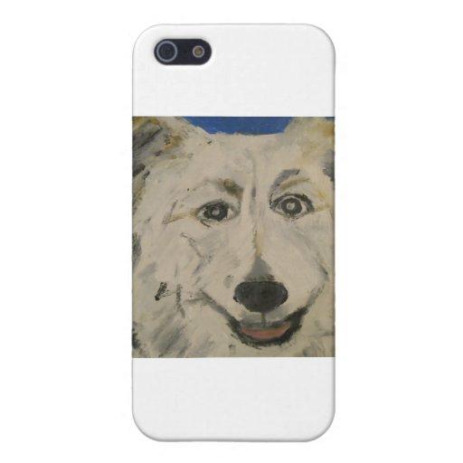 perros por el ginsburg de eric iPhone 5 funda