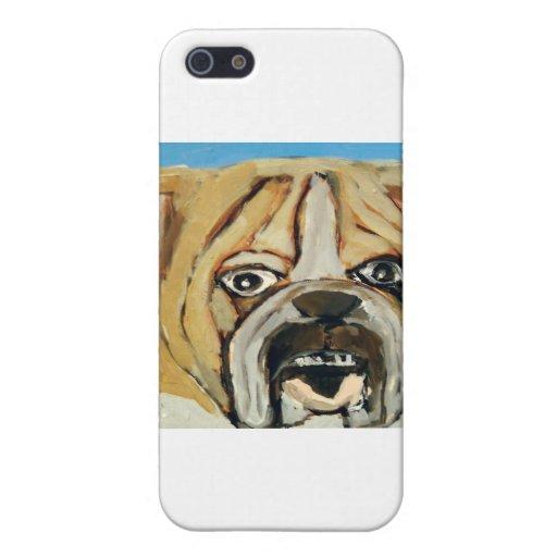 perros por el ginsburg de eric iPhone 5 fundas