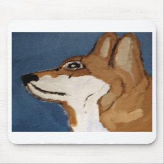 perros por el ginsburg de eric alfombrillas de ratón