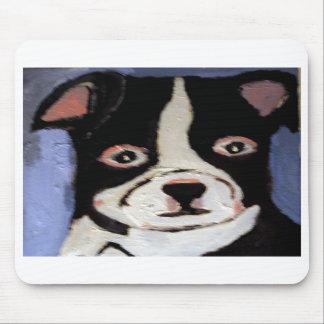 perros por el ginsburg de eric alfombrilla de ratón