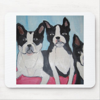 perros por el ginsburg de eric tapete de ratones