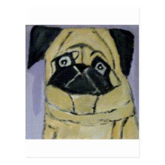 perros por el ginsburg de eric tarjetas postales