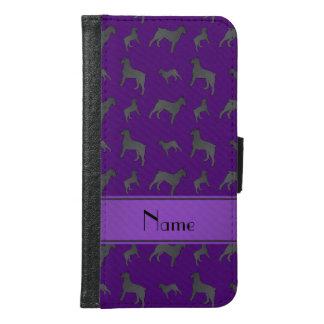 Perros púrpuras conocidos personalizados del